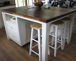 Extraordinaire Diy Kitchen Island Ideas With Seating Mesmerizing .
