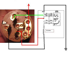 yj wiper motor in a cj com however your 3 wire switch can t accuratly park a 4 or 5 wire wiper motor if the wiper passes the park position then you will either remove the black wire