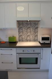 Retro Range Hood Appliances Retro Kitchen With Undermounted Range Hood And