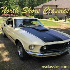 1969 Ford Mustang - REAL MACH 1- 63 C-CODE-NEW LOW PRICE Stock ...