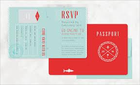 passport template 19 free word, pdf, psd, illustrator format Wedding Invitations Templates For Illustrator passport wedding invitation template wedding invitation templates for adobe illustrator
