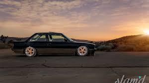 All BMW Models 1989 bmw e30 : Evening Light: Abraham Cruz' 1989 BMW E30 – Slam'd Mag