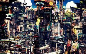 Japanese Desktop Wallpaper Art ...