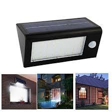 Senbowe™New Upgrade 400 Lumen 32 LED IP65 Waterproof Solar Motion Solar Garage Lighting