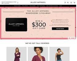 Maybe you would like to learn more about one of these? Alloy Apparel Reviews 18 Reviews Of Alloyapparel Com Sitejabber