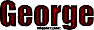 「george name」の画像検索結果