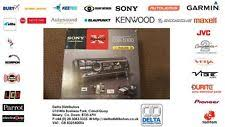 sony cd player vehicle gps audio in car technology dsx s100 usb car stereo unit