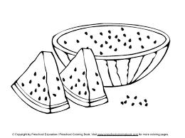 Small Picture wwwpreschoolcoloringbookcom Food Coloring Page