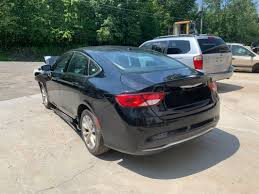 2015 Chrysler 200 Check Engine Light 2015 Chrysler 200 2 4l Engine Automatic Transmission Stock