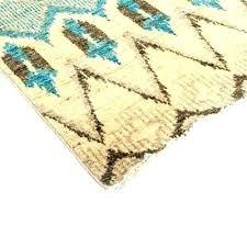 s safavieh ikat ivory blue area rug
