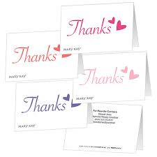 Folding Gift Tags Mary Kay Thank You Hearts Folded Gift Tags Mkconnections
