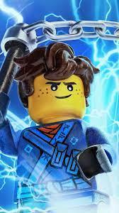 Wallpaper - Lightning Lego Ninjago Movie Jay - 1080x1920 - Download HD  Wallpaper - WallpaperTip