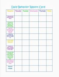 Printable Behavior Charts For Parents Kids Behavior Charts Kids Learning Activity