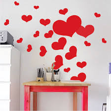 on wall art heart designs with nursery room heart wall decals trendy wall designs