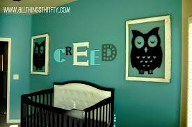Baby Nursery Decor, Stupendous Households Baby Boy Nursery Color Schemes  Furnishing Complements Glow In The