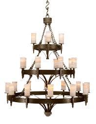 santangelo craftsman 3 tier chandelier