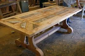 wooden table tops solid wood reclaimed for restaurants top 30 round