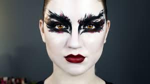 black swan makeup