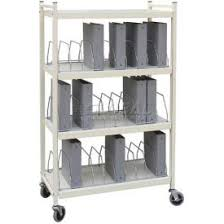 Medical Chart Carts With Vertical Racks Medical Equipment Medical Charting Omnimed 174
