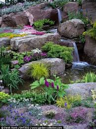 Small Picture The 25 best Backyard stream ideas on Pinterest Garden stream