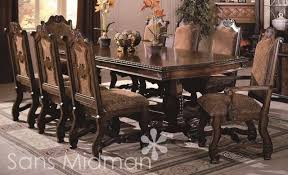 furniture elegant dining room table seats 10