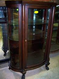 china cabinet glass brilliant mahogany curved glass china cabinet federal style curved glass china cabinet plan china cabinet glass