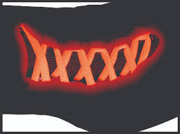 Yonex Flexion Upper Illustration