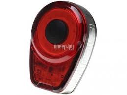 Купить <b>Велофонарь задний Moon Ring</b> Silver WP_Ring по низкой ...