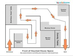 Ingenious Design Ideas 9 Halloween House Plans How To Make A Haunted