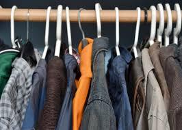 istock 000015322884 coats on hangers in a closet s4x3