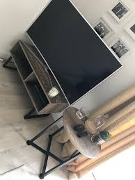 irving tv unit side table