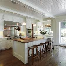 white country kitchen with butcher block. Exellent Country White Butcher Block Island Kitchen Pinterest With  Stools Throughout Country With Butcher