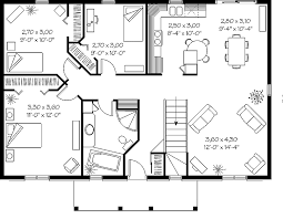 Small Picture 50 Basic Ranch Home Floor Plans Simple Small House Floor Plans