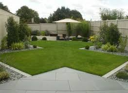 Small Picture garden which reflected not only the modern clean crisp look of the
