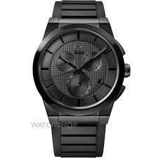 "men s calvin klein dart chronograph watch k2s374d1 watch shop comâ""¢ mens calvin klein dart chronograph watch k2s374d1"