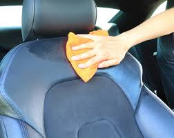 how to clean and condition leather car interior