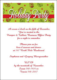 company business holiday invitation wording ideas and samples merry christmas business invites