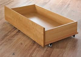 Under The Bed Storage On Wheels Inspiration White Underbed Storage Drawer The Children S Furniture Company