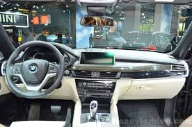 bmw x6 2015 interior. 2015 bmw x6 interior at the 2014 paris motor show bmw i