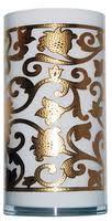 <b>Ваза Gold Flower</b>, <b>малая</b> — Z9762 — Брайт принт — рекламно ...