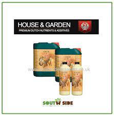 house garden nutrients grow