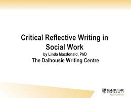 example of critical reflection essay formatting secure custom  critical reflection papers ryerson university home