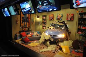 Living Room Sets Las Vegas Best Stage Sets Of Nab 2011 Lbb Magazine