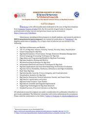 Ieee Resume Format Cv Samples Download Best Research Paper Example