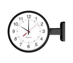 sam wired analog clocks analog wired clock systems by sapling sapling analog round wall flag mount standard dial standard hands