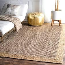 jute area rugs 2x3 the gray barn cinch buckle braided reversible border grey natural fiber