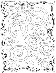 Abstract Coloring Pages For Adults And Artists Abstract Art Color