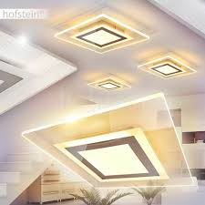 Beleuchtung Dimmbare Decken Lampen Edle Led Wohn Schlaf Raum