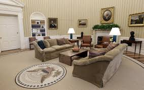 oval office photos. Obama\u0027s New Look Oval Office Proves There\u0027s No Disputing Taste Photos E