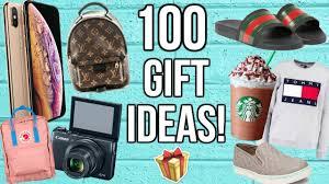 100 gift ideas 2018
